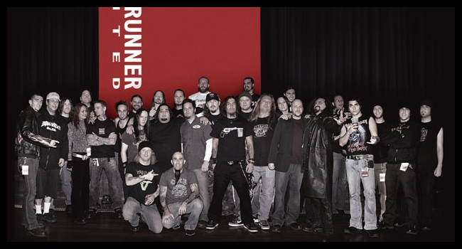 Roadrunner Records UK // Roadrunner United