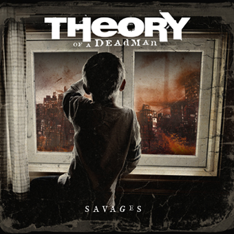 Theory Of A Deadman - Savages