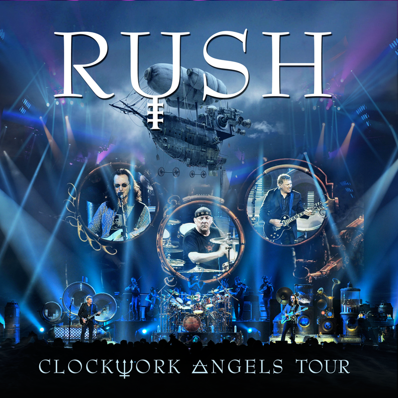 Rush - Clockwork Angels Tour (Live)