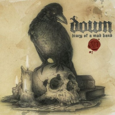 Down - Diary Of A Mad Band: Europe In The Year Of VI