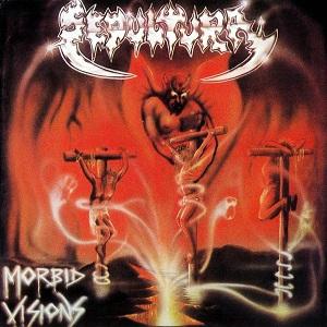 Sepultura  - Morbid Visions / Bestial Devastation (Reissue)
