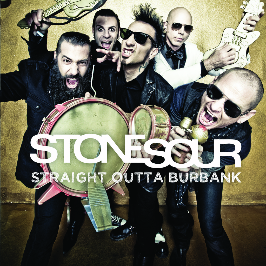 Stone Sour - Straight Outta Burbank
