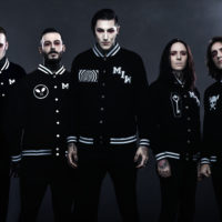 Motionless In White cover The Killers' Somebody Told Me