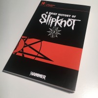 'A Brief History of Slipknot' free with Metal Hammer