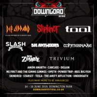 Download Festival 19's first announcement!