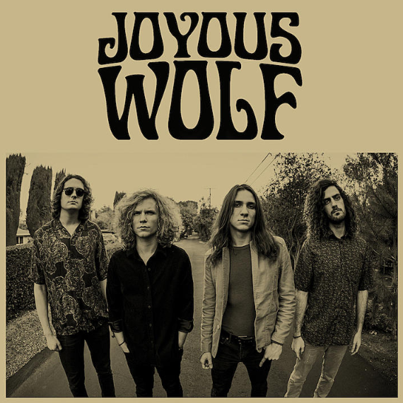 Joyous Wolf - MISSISSIPPI QUEEN / SLOW HAND